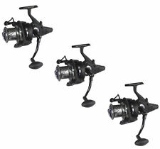 KP1421 3 Pz Mulinello Pesca Carpfishing Mitchell Avocast FS7000 Runner 8bb  PPG