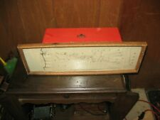 Stash box diversion safe disguised as vintage map hidden safe