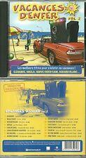 CD - VACANCES D' ENFER avec SHEILA, HERVE CHRISTIANI, GERARD BLANC / COMME NEUF