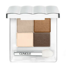 Clinique All About Shadow Quad Nude/neutral Gold/copper/brown Eyeshadow Compact