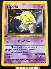 Carte Pokemon SOPORIFIK 49/102 Set de Base Wizard Edition 1 FR NEUF