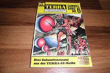 3x  TERRA  # 489+491+493 -- im Sammelband  # 6 /1967 -- Russell+Wolf+Vlcek