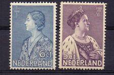 NEDERLANDS # 265-266 # MH PLAKKER CV € 30.00  (121)