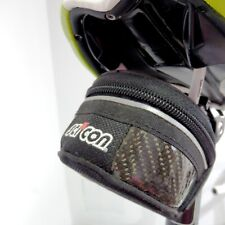 SCICON VORTEX 430 Carbon Black Saddle Bag for Road Cyclists