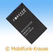 Akku f. Nokia 8800 Gold Arte 1100mAh Li-Ionen (BL-4U)