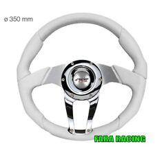 Simoni Racing DRAG/PW Volante universale - Drag bianco