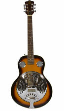 More details for resonator guitar full size, quality high gloss finish & spider style resonator
