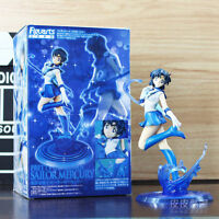 Sailor Moon Sailor Mercury 17cm figure PVC figures doll action toy new