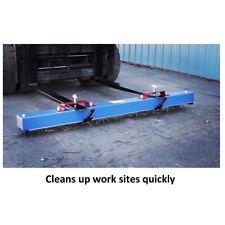 "Fork Lift Yard Magnet Sweeper Forklift 72"" Wide by Amk-Industrial Road Magnets"