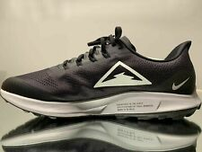 NEW Nike Air Zoom Pegasus 36 Trail AR5677-002 Men's Shoe Size 11 Oil Grey/Black
