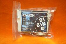 Epson T0811 T0811N Swan Black Genuine Original Date Unknow