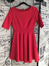 Black Swan Anthropologie Red Dress Size Medium