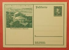 DR WHO GERMANY BAYREUTH POSTAL CARD UNUSED C214655