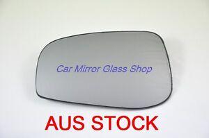 LEFT PASSENGER SIDE VOLVO S60 S80 2004-2006 MIRROR GLASS