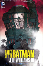 Tales Of The Batman: J.H. Williams Iii Hardcover Dc Comics Hc Jh 448 Pages!