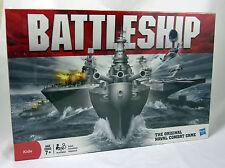 Battleship Game Hasbro 2011 Sealed Naval Combat Hunt Hit Sink Portable New