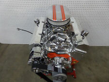 350 CHEVY HI PERFORMANCE TURN KEY ENGINE 350 PLUS HP BY CRICKET CR#-EHO20