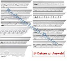 Zierleisten Styroporleisten Eckprofile Stuckleisten Wandleisten Deckenleisten