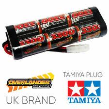 Tamiya RC Car Battery 7.2v 3300mah NiMH Rechargable Pack Overlander