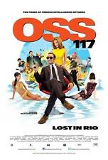 OSS 117 - LOST IN RIO Movie POSTER 27x40 Jean Dujardin Louise Monot R diger