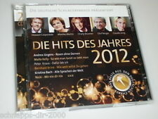 I successi dell'anno 2012/2 CD 'S con Andrea von Maite Kelly Michelle Nicole