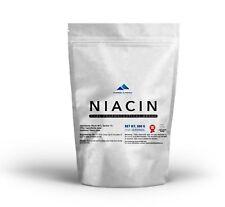 NIACINA Acido Nicotinico Polvere pura Vitamina B3 Colesterolo Cuore