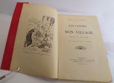 Théophile Des Moulins, Les contes de mon village, sd (1925)