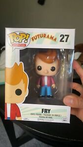 FRY - #27 - FUTURAMA - Funko POP Vinyl figure