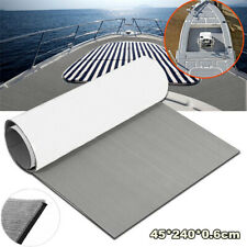 240X45cm EVA Foam Teak Sheet Marine Flooring Yacht Boat Car Truck RV Decking Pad