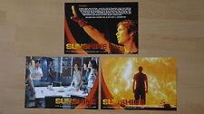 Q167 - 3x Aushangfotos + A1 Plakat SUNSHINE Cillian Murphy/ Rose Byrne