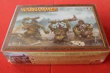 Games Workshop Warhammer Orcs and Goblins River Trolls BNIB Troggoths Sealed
