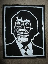 They Live OBEY Back Patch - Horror - Punk - Hardcore.
