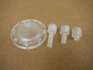 "MITSUBISHI wire edm 4MM UPPER FLUSH CUP M215L 20 30 40mm ""EXTENSIONS"" 4 pc. set"