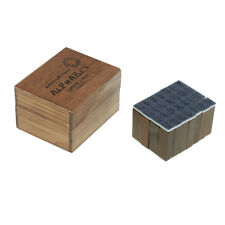 28pcs Vintage Alphabet Letter Wood Rubber Stamp Multi-purpose Set Wooden Box