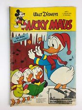Walt Disneys MICKY MAUS Ehapa / Jahrgang 1961 alle Hefte