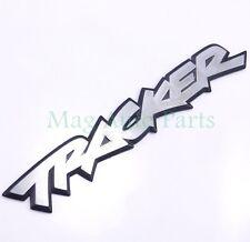 91-97 Geo Tracker door Emblem Body Badge Decal Nameplate Script 92 93 94 95 91-9