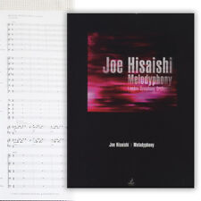 Joe Hisaishi~ Melodyphony~ Orchestra Sheet Music Book Score Book