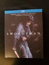 The Swordsman, Blu-ray W/Slipcover, No Digital, Lot A2.