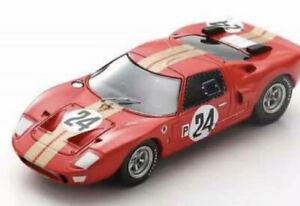 1:43 FORD AMR2 12H SEBRING 1966 G.HILL-J. STEWART #24 SPARK S2772 FORD MOTOR