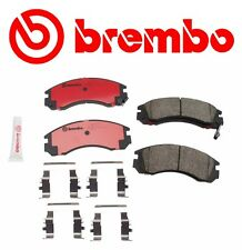 BREMBO Premium Ceramic Disc Brake Pads Set FRONT P54017N