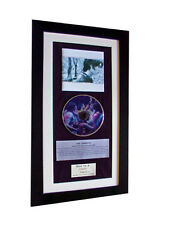 RUFUS WAINWRIGHT Poses CLASSIC CD Album GALLERY QUALITY FRAMED+FAST GLOBAL SHIP
