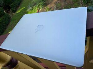 "MacBook Pro 15"" Retina Mid 2015 500G SSD 16G Memory"