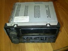 New listing Car Cassette Player Radio For Parts Or Not Working Replacement Automotive