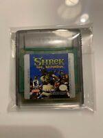 Shrek Gameboy Color Game Cartridge