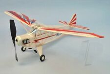 JP Dumas Piper Clip Wing Cub 338 Balsa Aircraft Kit **