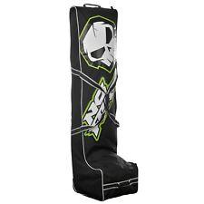 No Fear Team Ice Hockey Roll Bag Wheels Travel Large 168x42x48cm Holdall Flight