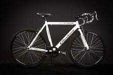 51-58cm schwarz//silber Fahrrad Pumpe Rahmen Doppelkopf RH 58-61