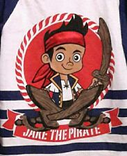DISNEY JAKE AND THE NEVERLAND PIRATES PJS SIZE 6