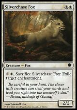 Silverchase Fox EX/Played Innistrad MTG Magic Cards White Common
