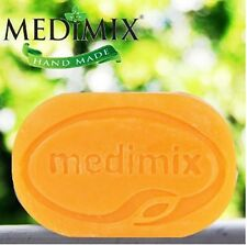 Medimix Hand Made soap with sandal and eladi oils effective for skin blemishes
